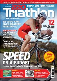 Billigt abonnement på 220 triathlon