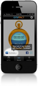 Mobil trænings-app